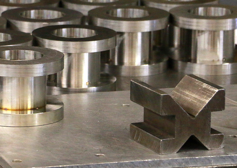 stainless machining